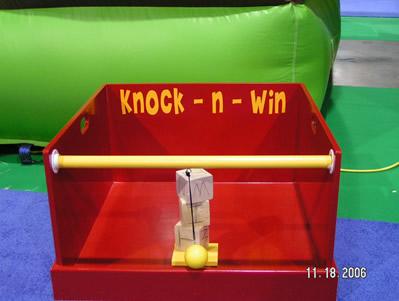 Knock N Win Parties N Motion