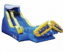 19′ WIPEOUT Slide