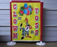 Clown Toss