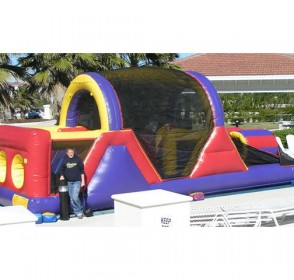 Backyard Obstacle Course Challenge