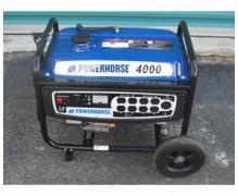 4000 Watt Generator