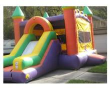 4-in-1 Castle Combo ( Dry Slide)